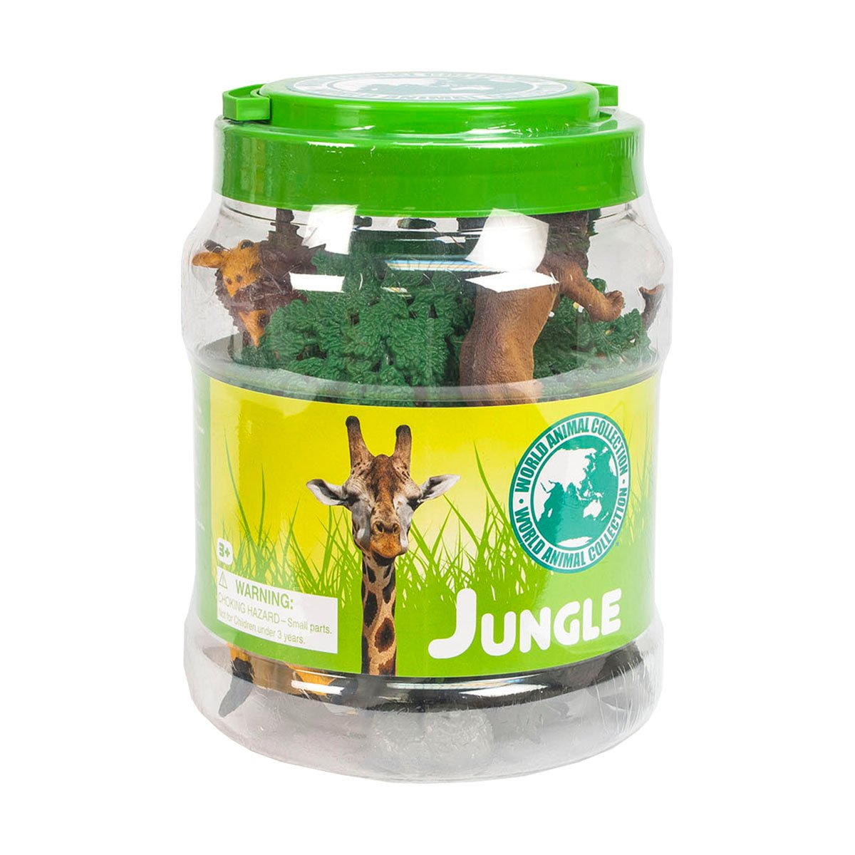 Set figurine Toy Major - Animale din jungla
