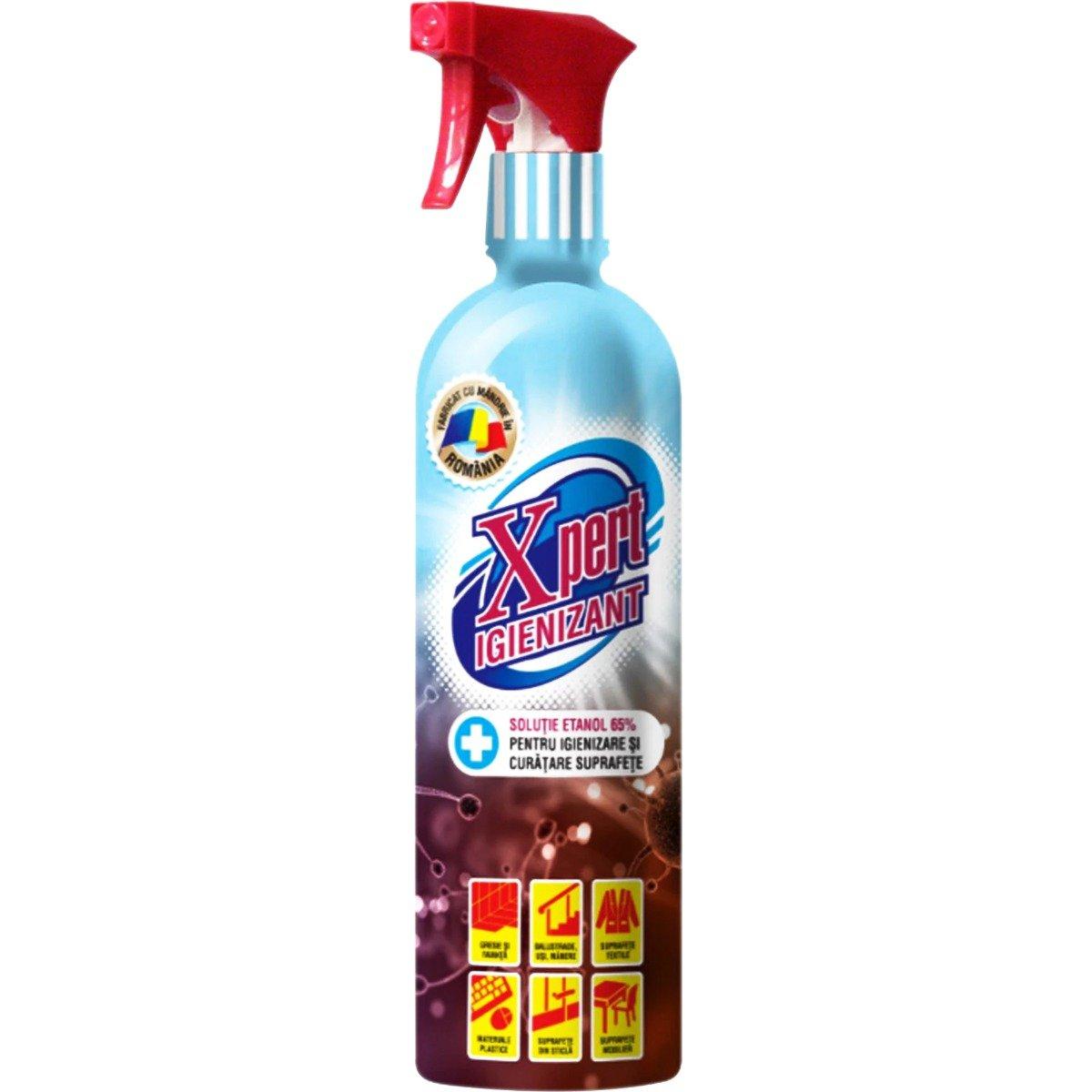 Spray dezinfectant pentru suprafete Xpert Care, 750 ml imagine