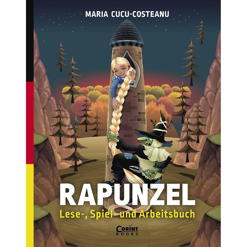 Carte Editura Corint, Rapunzel, Lese-, Spiel- und Arbeitsbuch, Maria Cucu-Costeanu