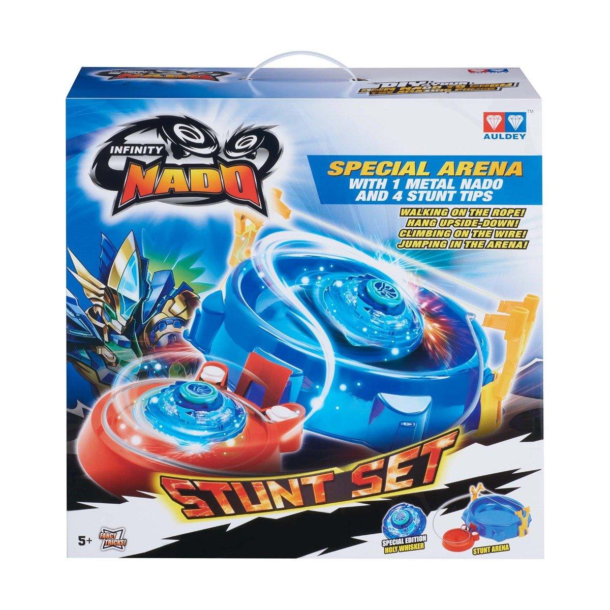 Set Spiner Infinity Nado - Stunt Special Arena