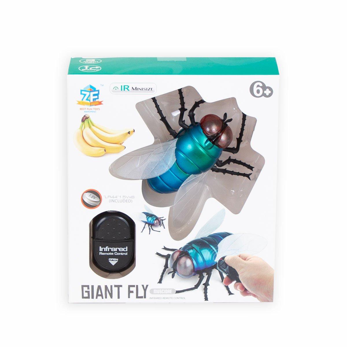 Jucarie interactiva Innovation, Musca cu telecomanda