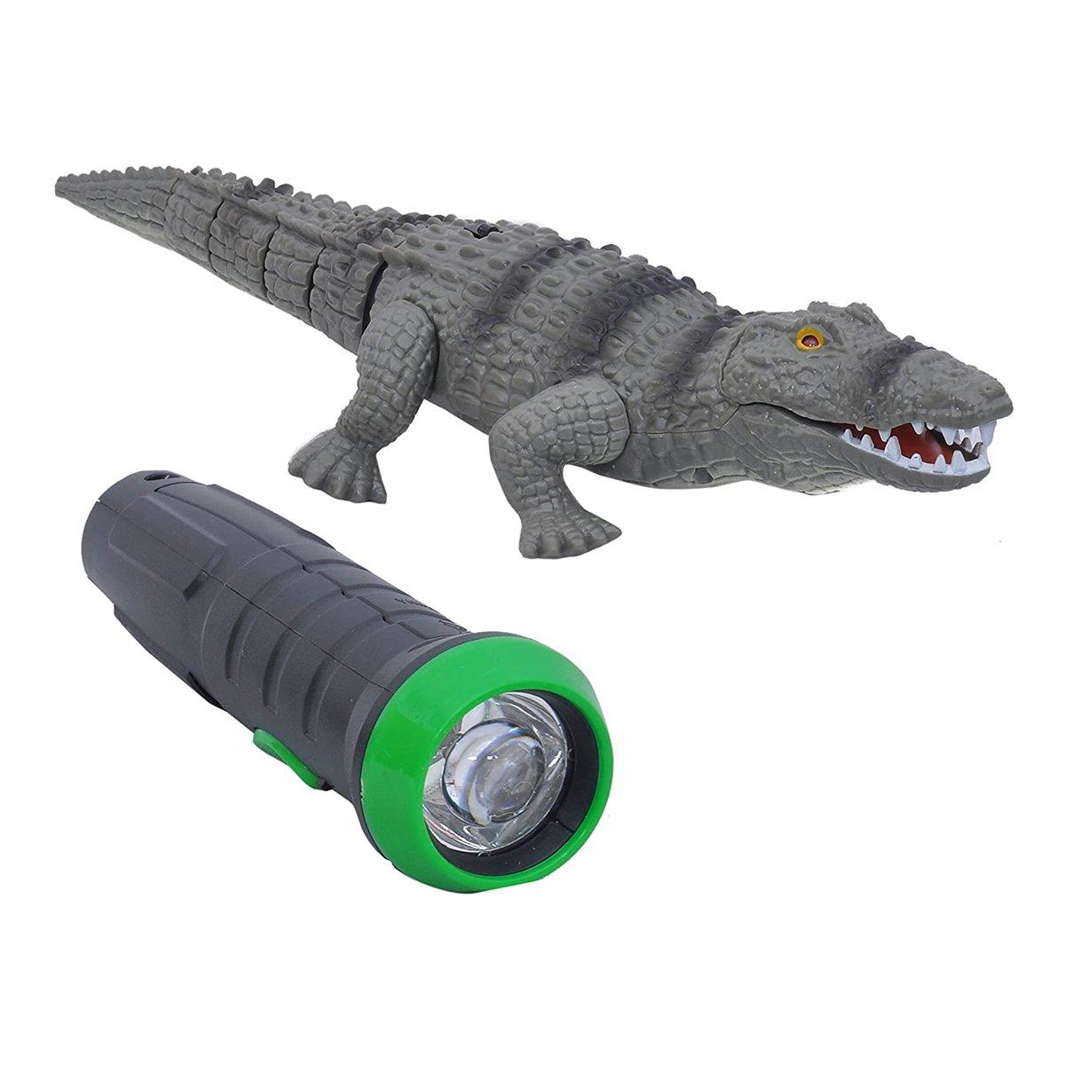 Crocodil cu telecomanda Innovation