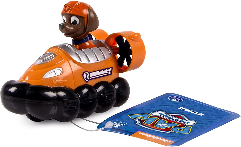 Figurina cu vehicul de salvare Paw Patrol, Zuma