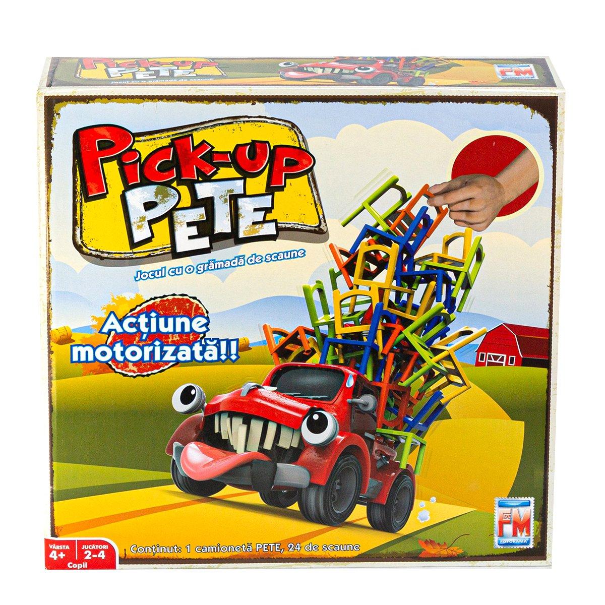 Joc de societate Pick Up Pete