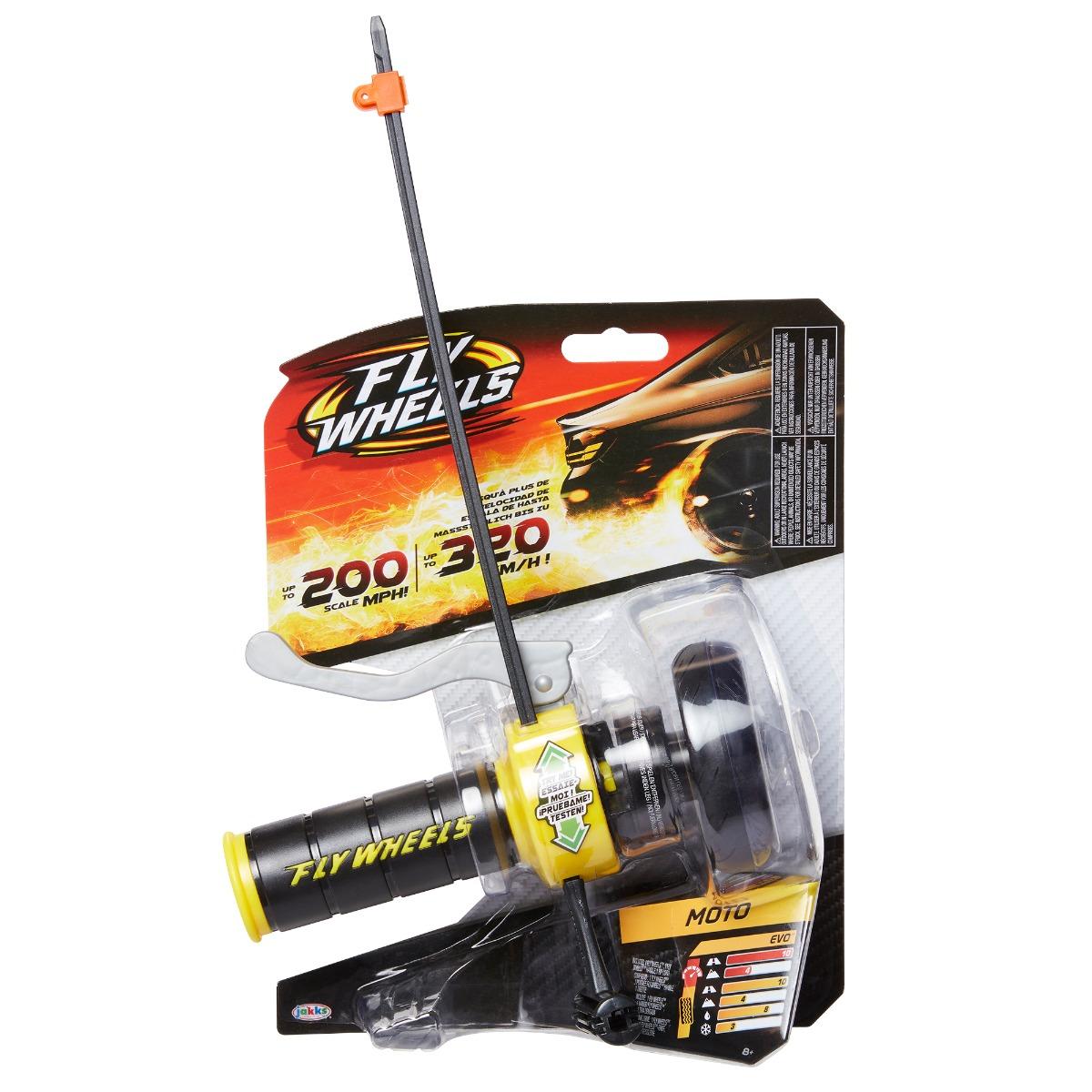 Lansator Fly Wheels. Moto Wheel. 15148I