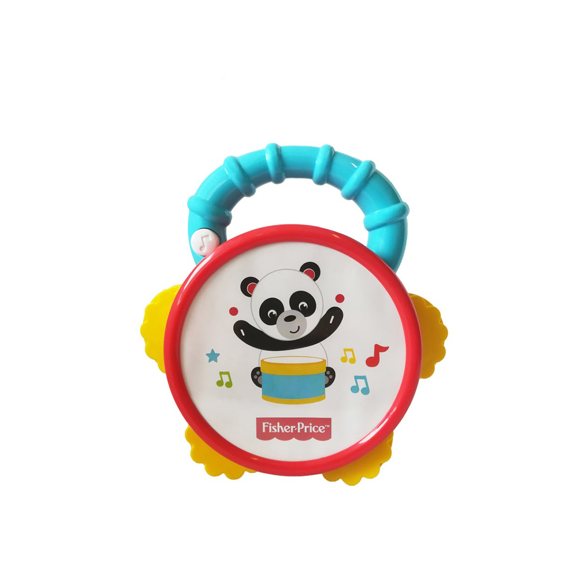 Jucarie bebelusi Fisher Price. Tamburina Panda
