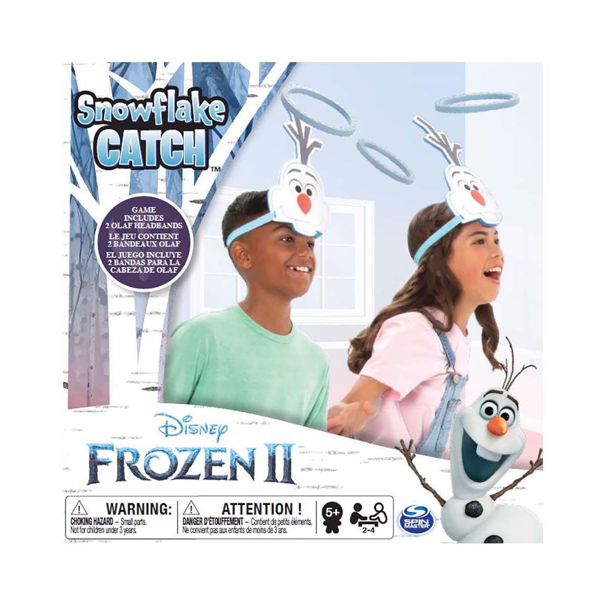 Joc de societate Disney Frozen 2. Inelele lui Olaf