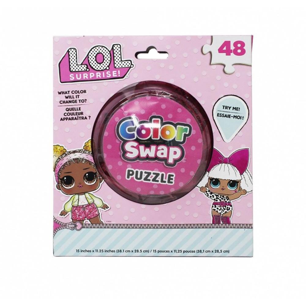 Puzzle LOL Surprise Color Swap. 20116805