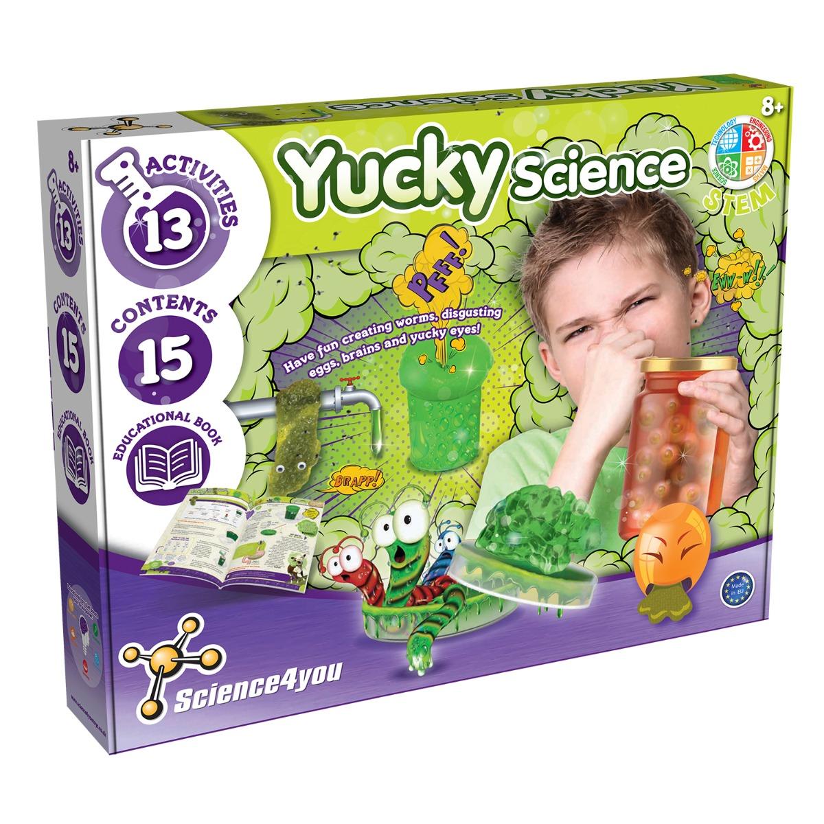 Joc educativ Science4you. stiinta respingatoare