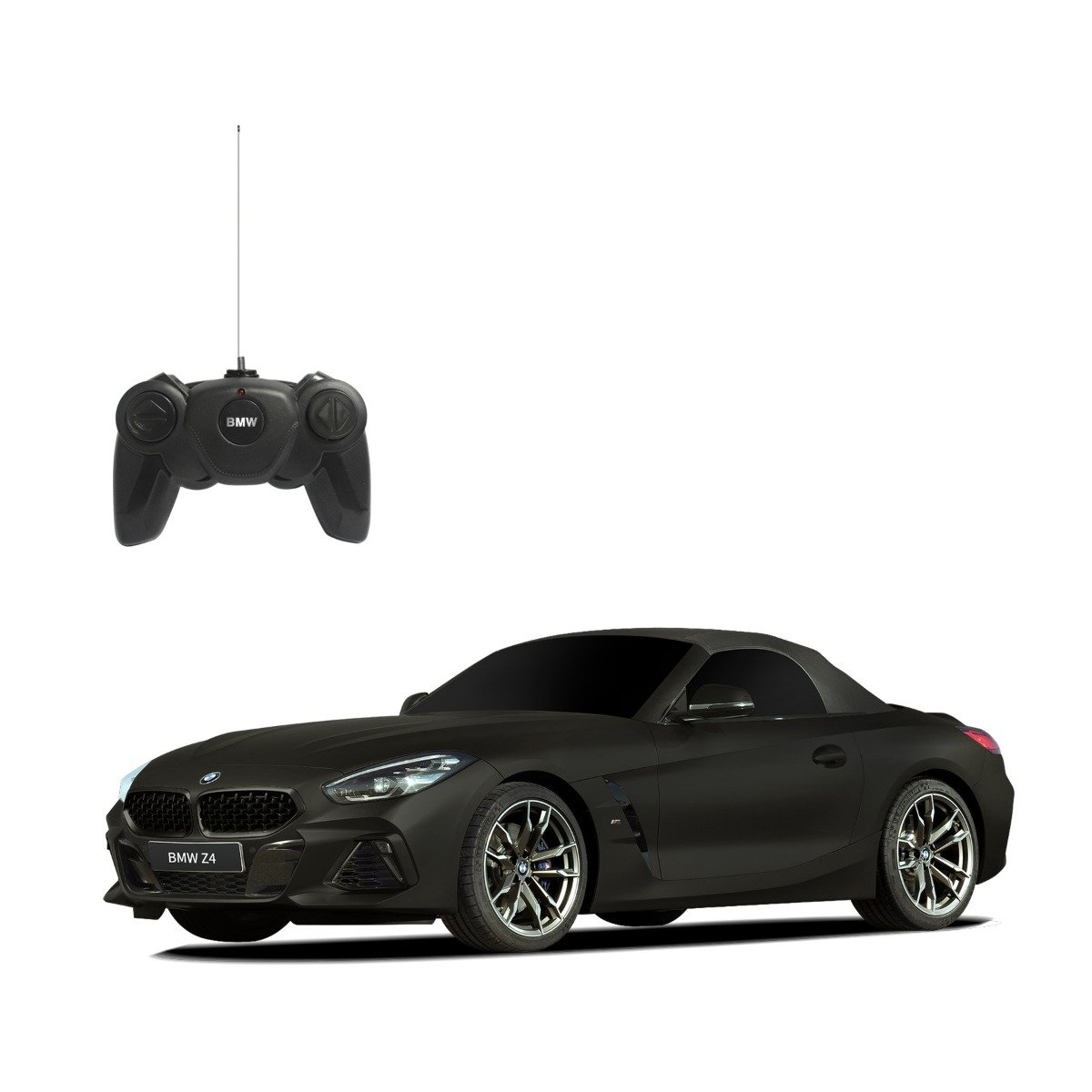 Masina cu telecomanda Rastar BMW Z4 Roadster. RC.1:24. Negru