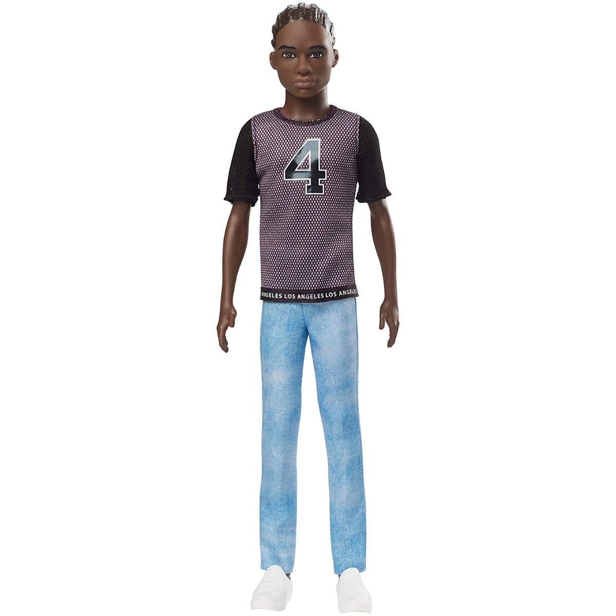 Papusa Barbie Fashionistas - Ken (GDV13)