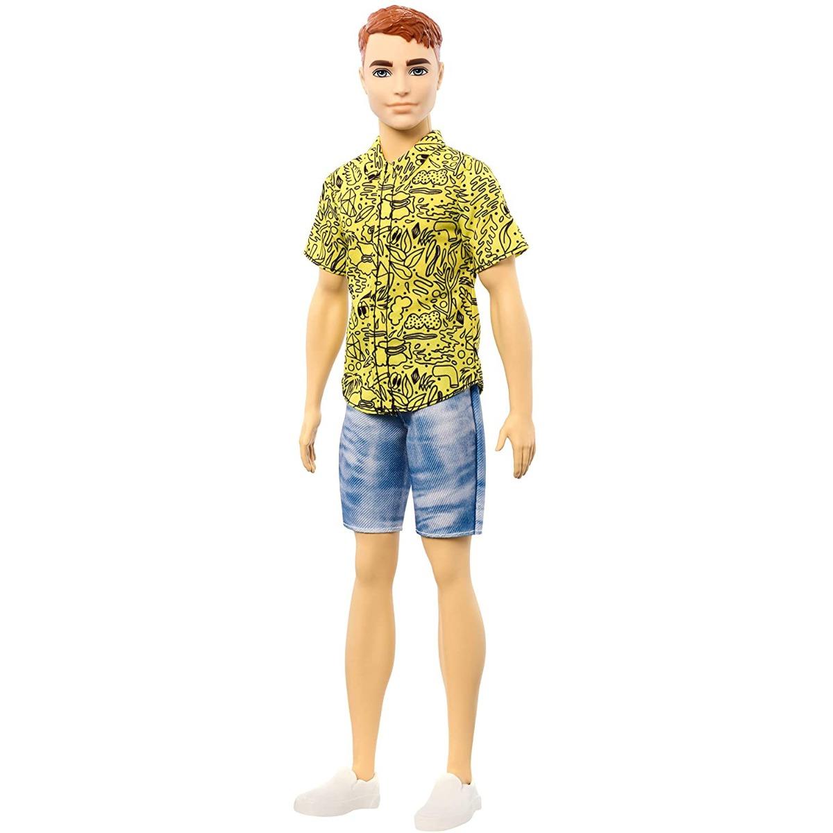 Papusa Barbie Fashionistas. Ken GHW67