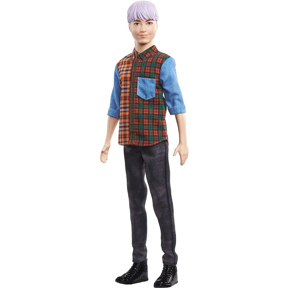 Papusa Barbie Fashionistas. Ken GHW70