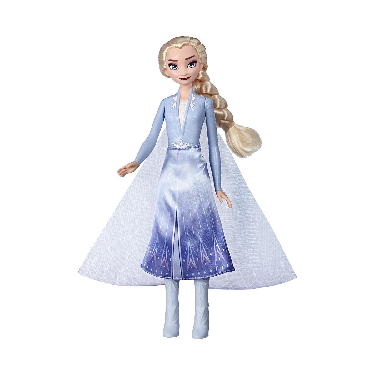 Papusa care lumineaza Elsa Disney Frozen 2