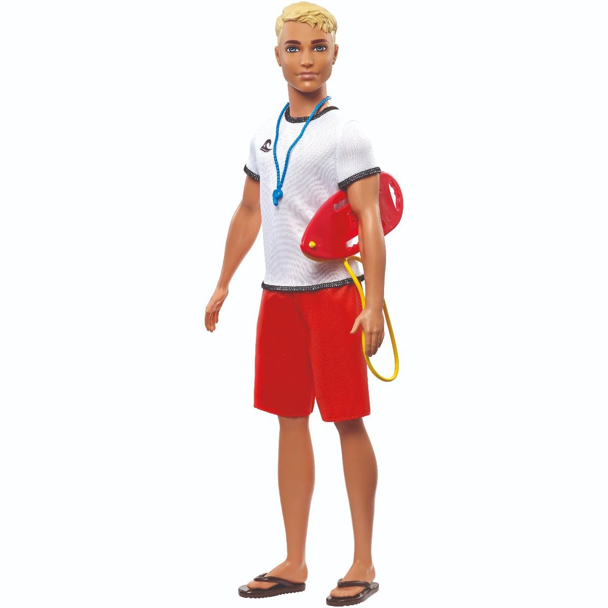 Papusa Barbie Career. Ken salvamar FXP04
