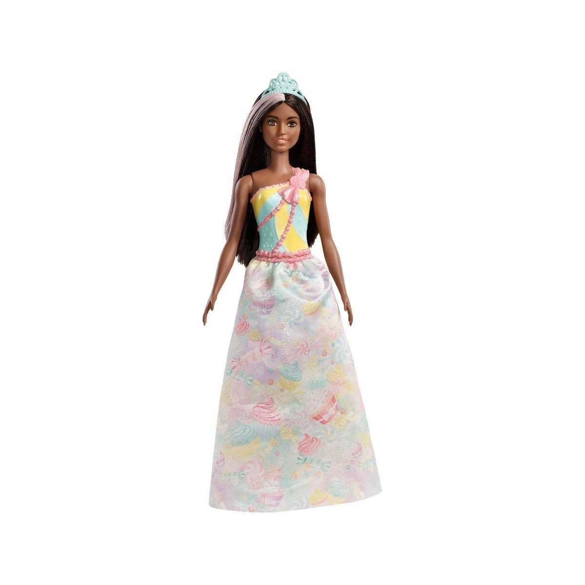 Papusa Barbie Dreamtopia Printesa. Galben (FXT16)