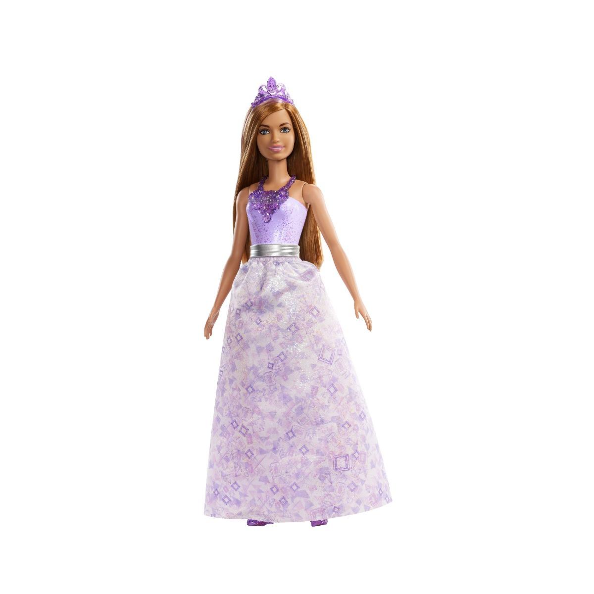 Papusa Barbie Dreamtopia Printesa. Mov (FXT15)