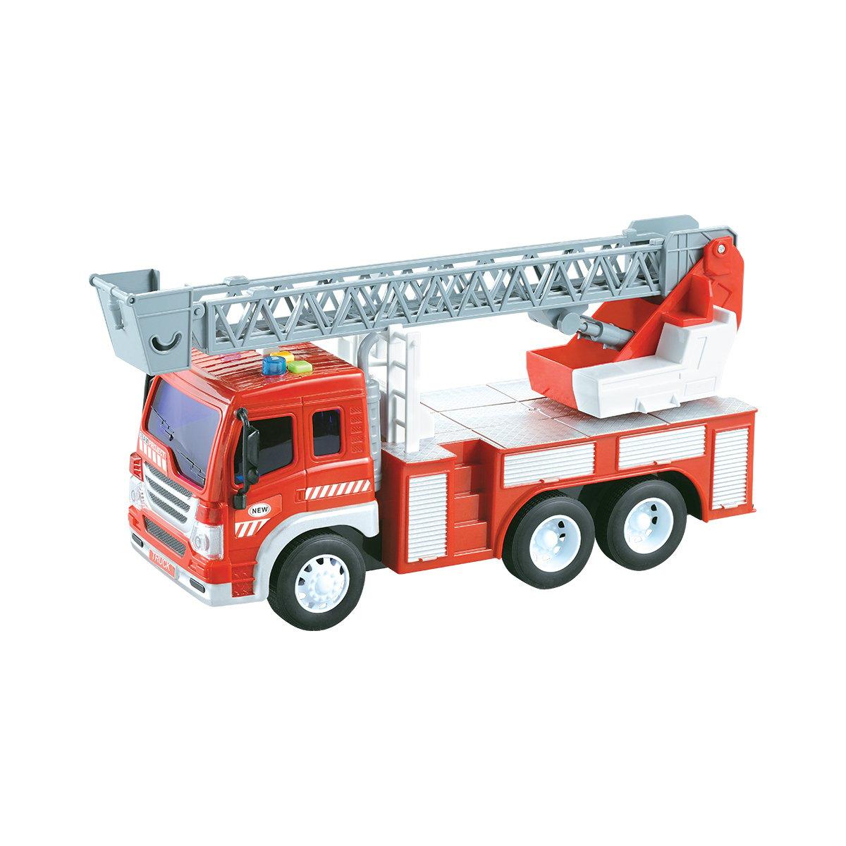 Masina de pompieri cu scara Cool Machines