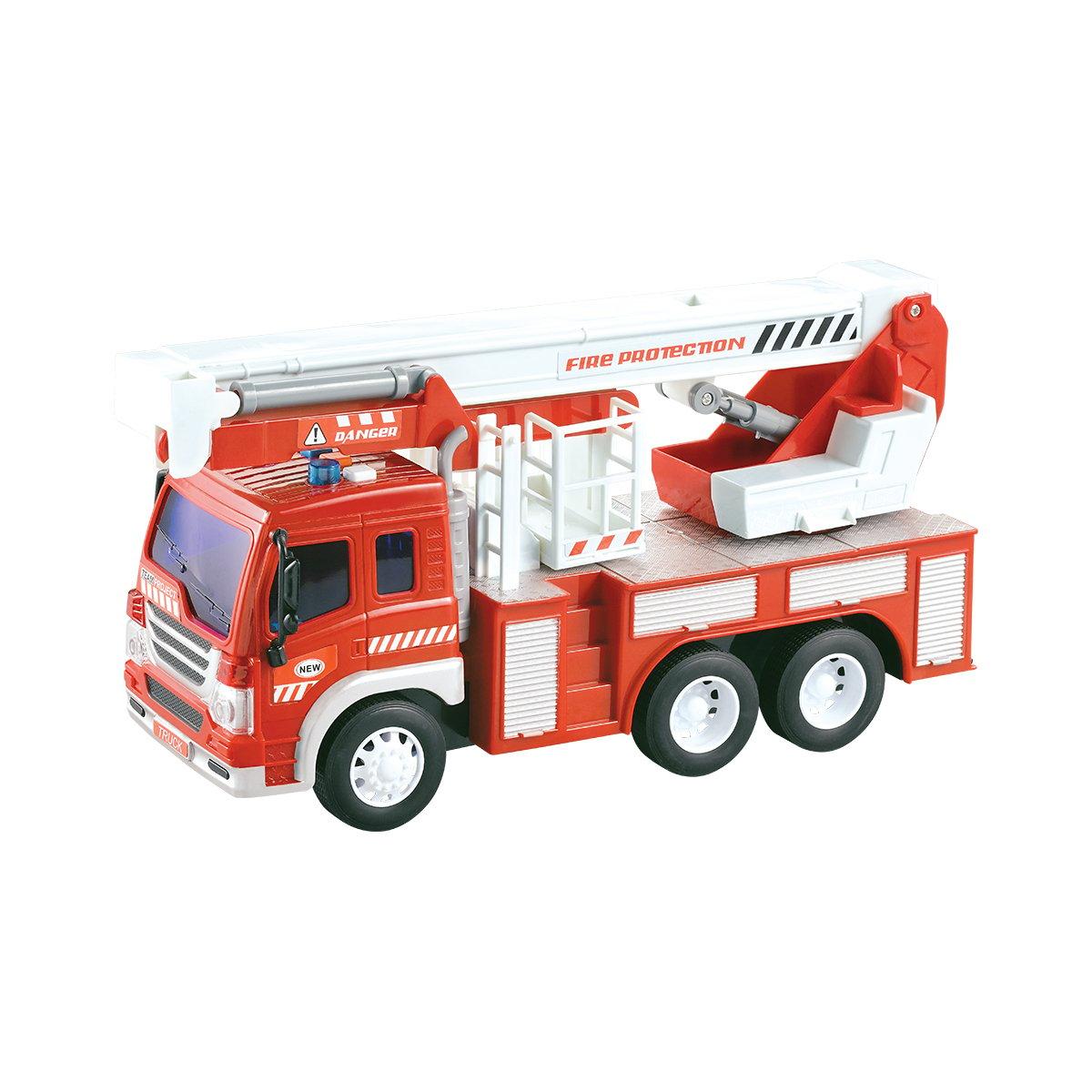 Masina de pompieri cu tun de apa Cool Machines