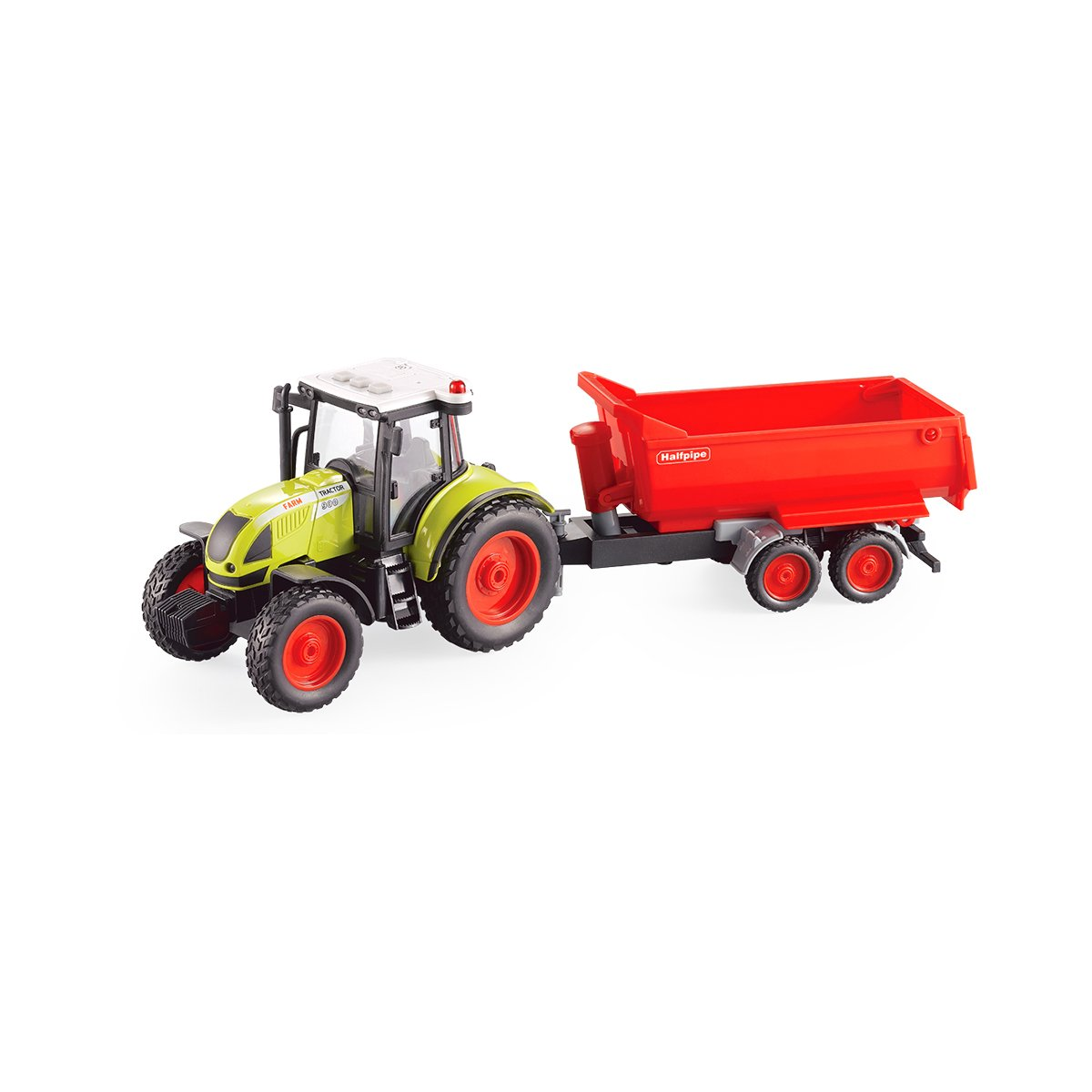 Tractor cu remorca Cool Machines