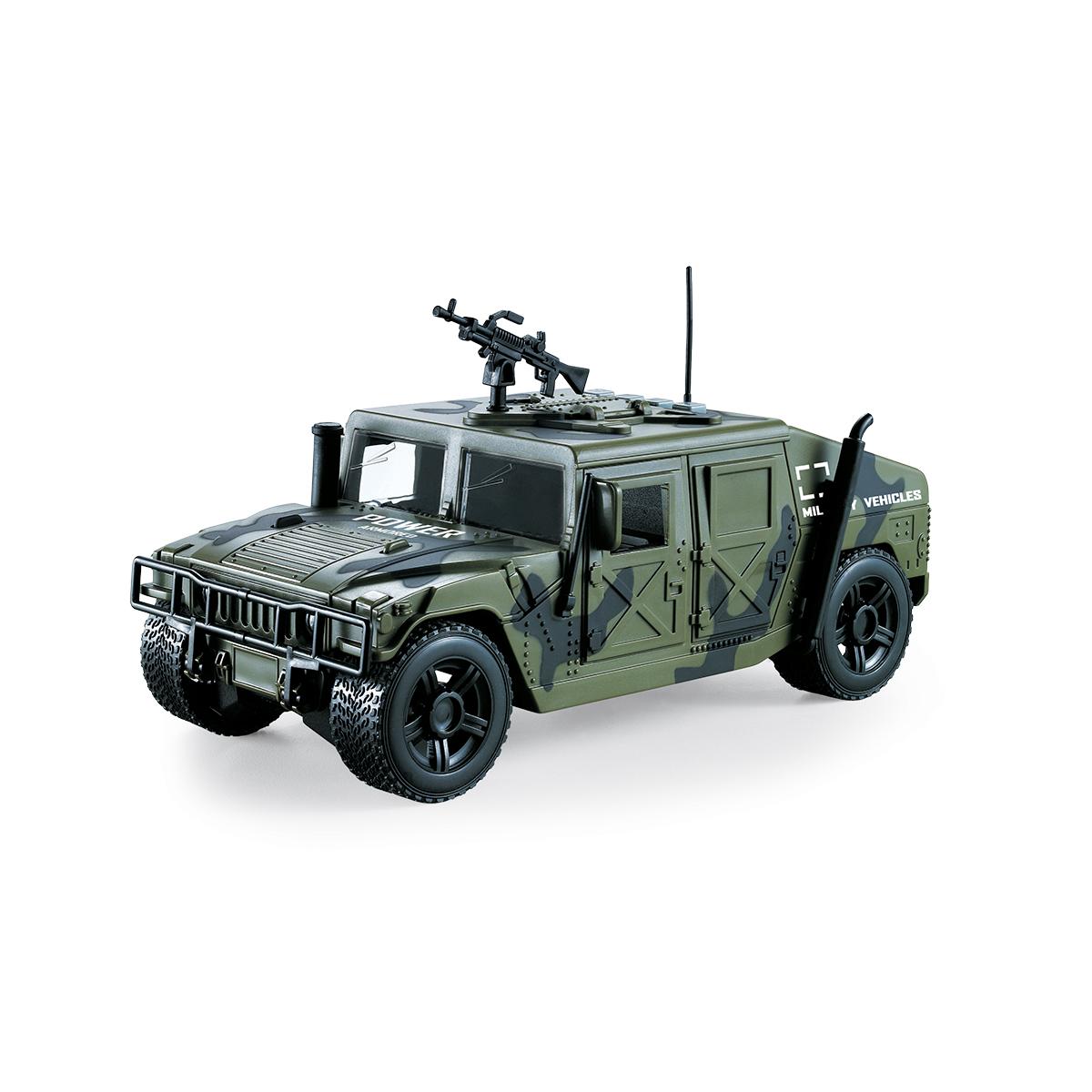 Vehicul militar blindat cu lumini si sunete Cool Machines