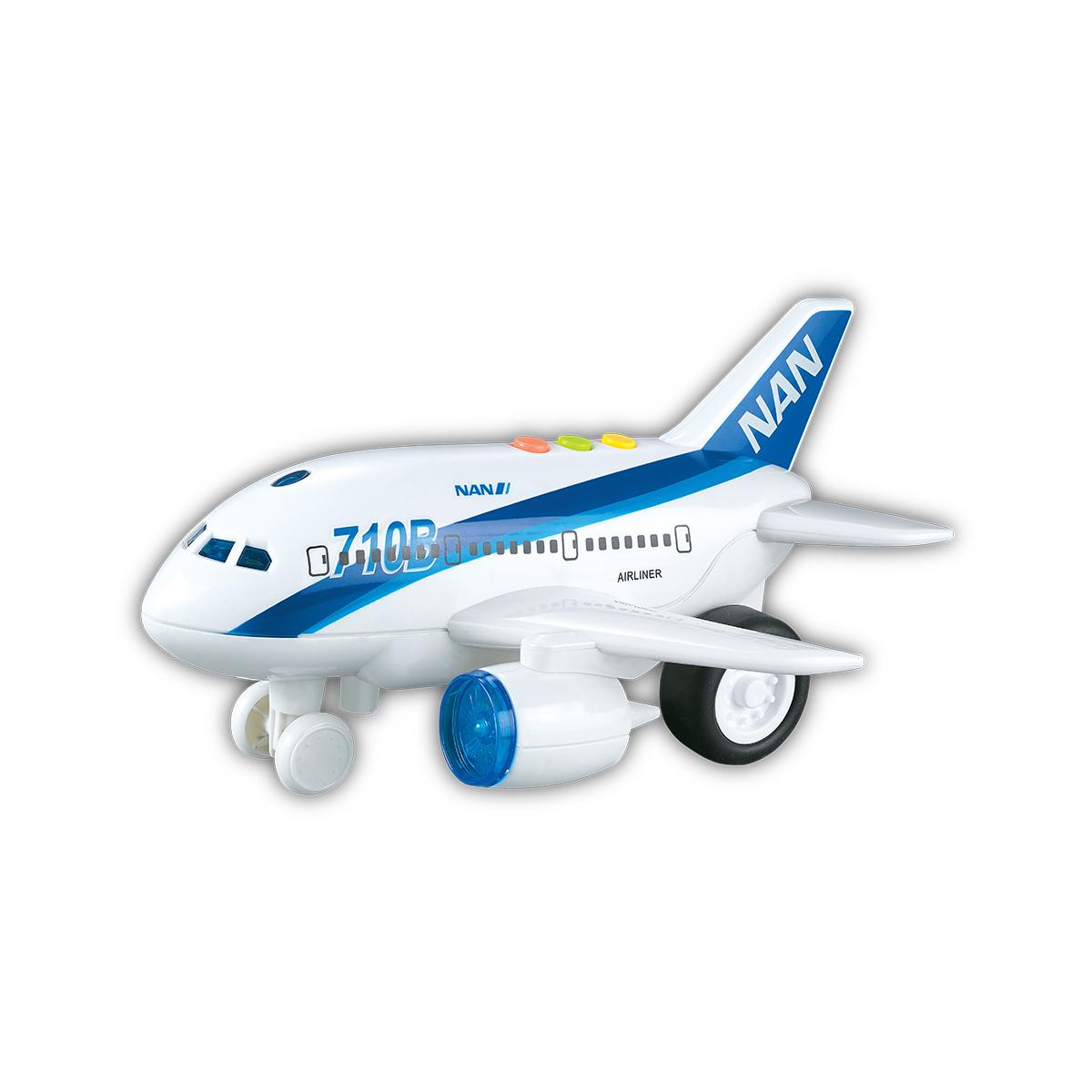 Avion cu lumini si sunete Cool Machines