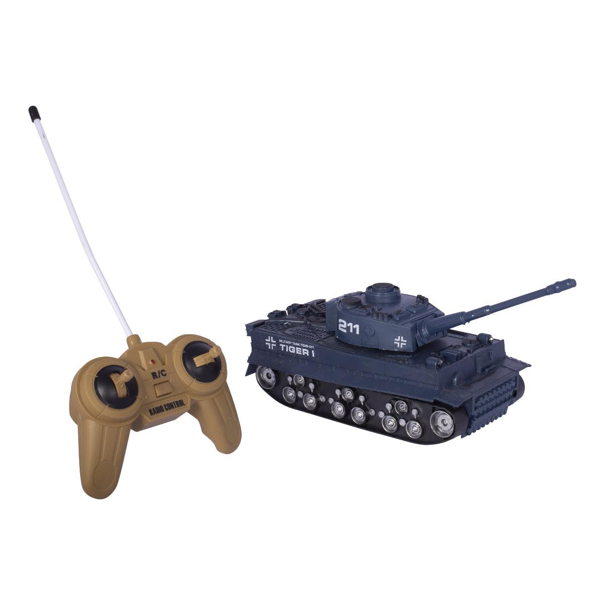 Tanc Tiger cu telecomanda Cool Machines Noriel