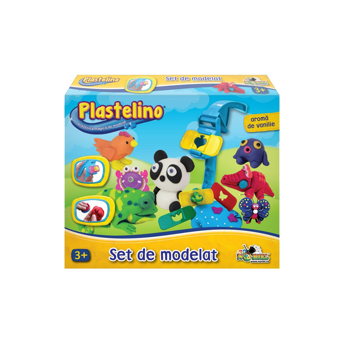 Plastelino - Set de modelat II