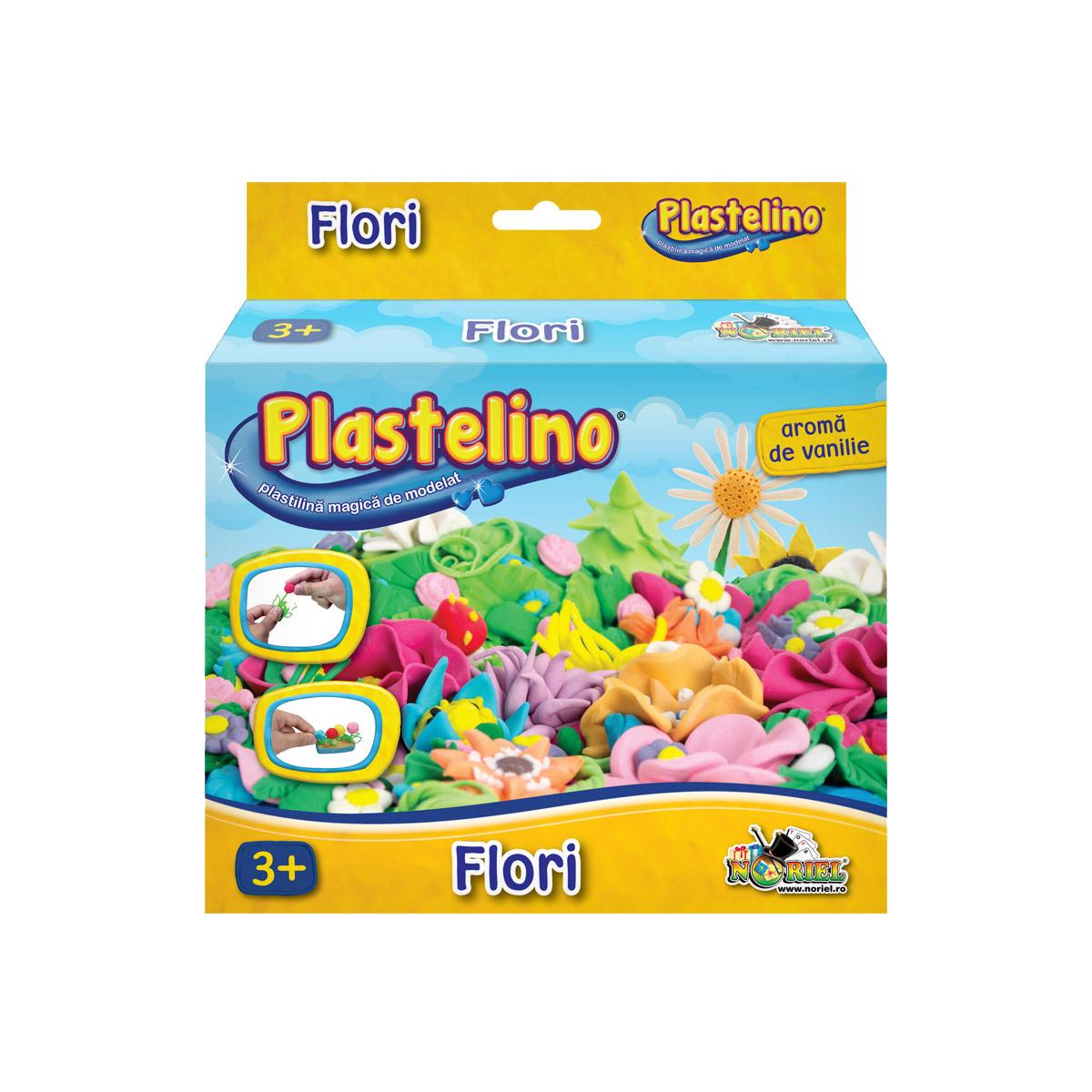 Plastelino - Flori de plastilina II