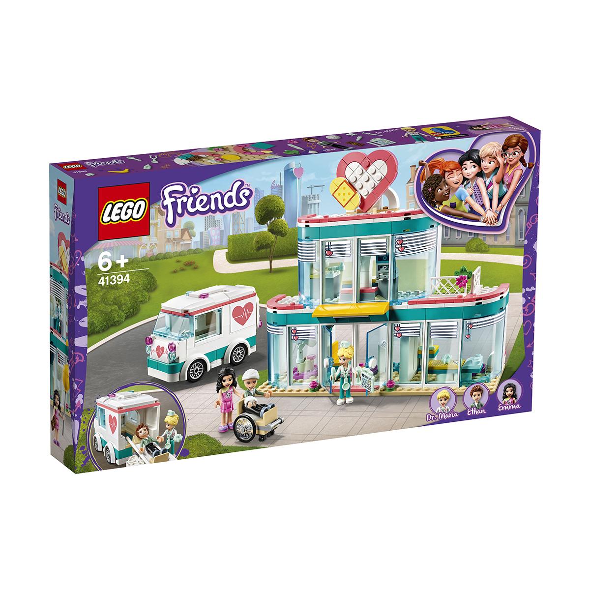 LEGO® Friends - Spitalul orasului Heartlake (41394)