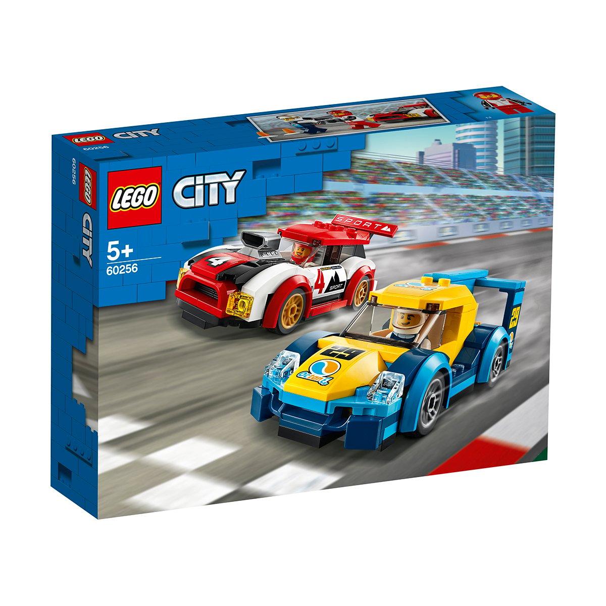 LEGO® City Great Vehicles - Masini de curse (60256)