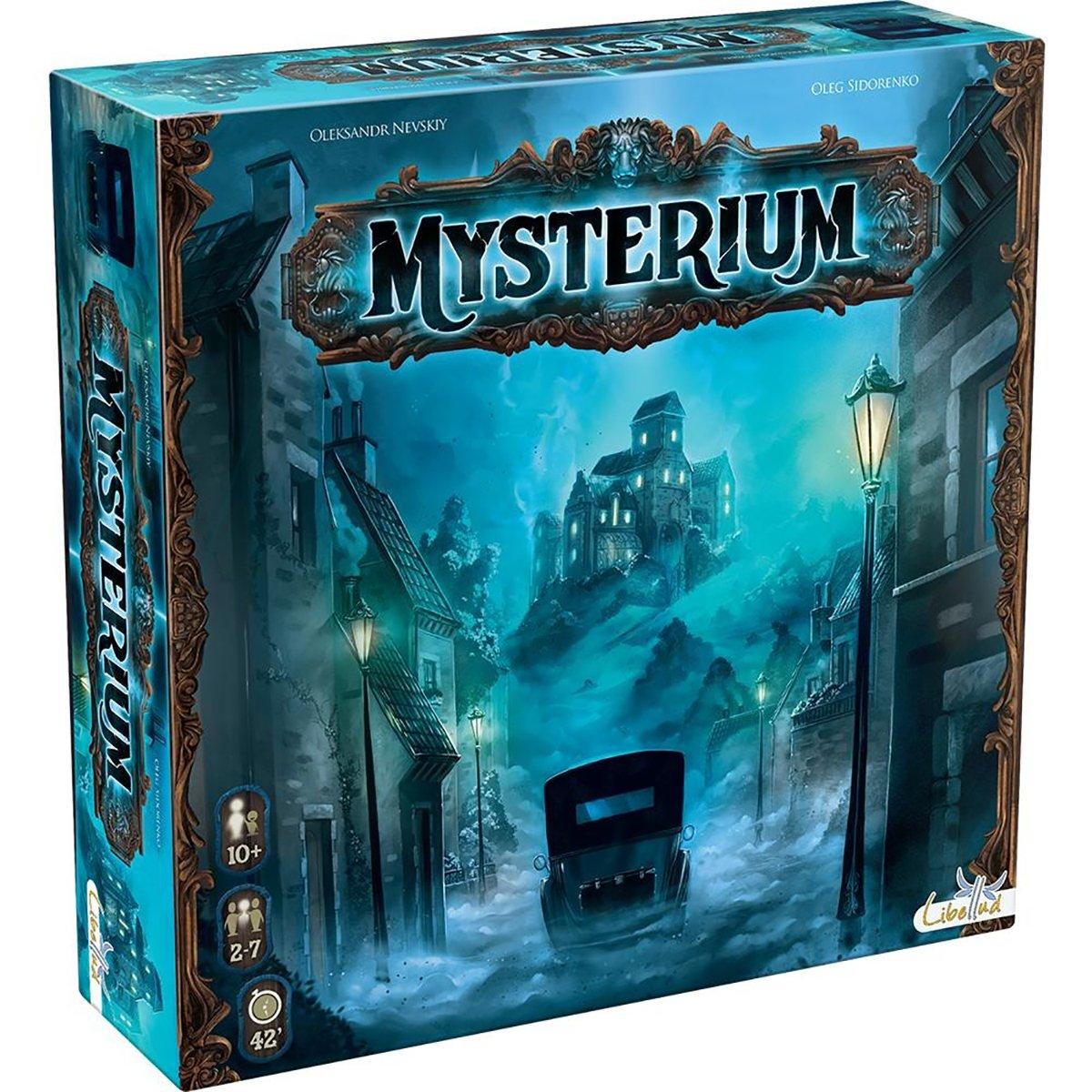 Joc de societate Mysterium. Conac al misterelor