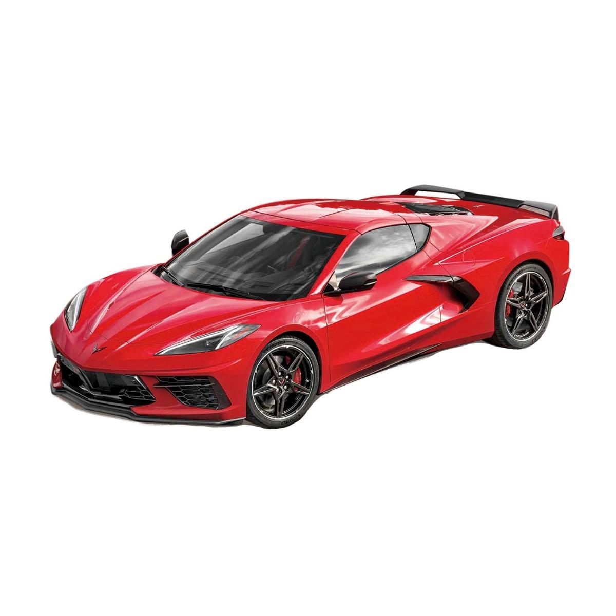 Masinuta Maisto Chevrolet Corvette Stingray Coupe 2020. 1:18. Rosu