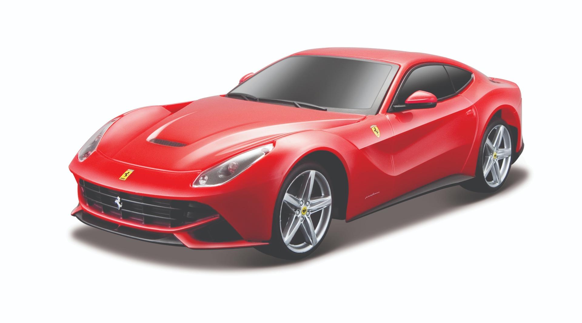 Masinuta Maisto Ferrari F12 Berlinetta. 1:24
