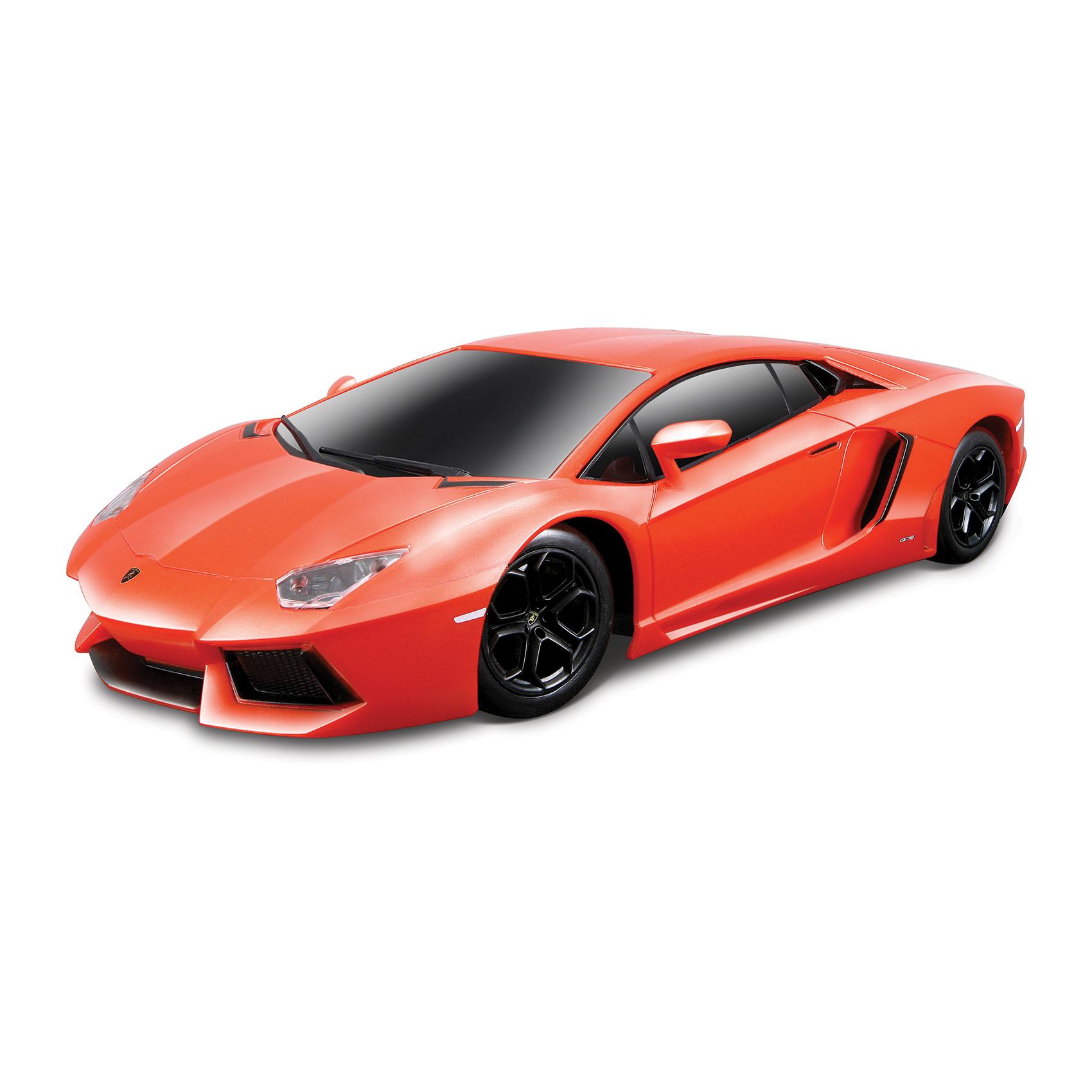 Masinuta Maisto MotoSounds Lamborghini Aventador 1:24
