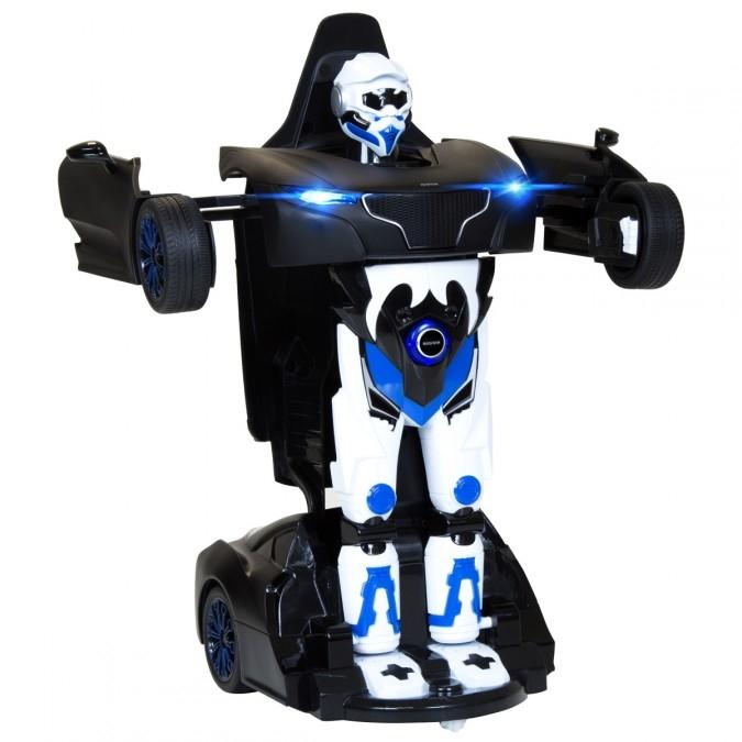 Masina cu telecomanda Rastar RS X Man Transformer 1:14. Negru