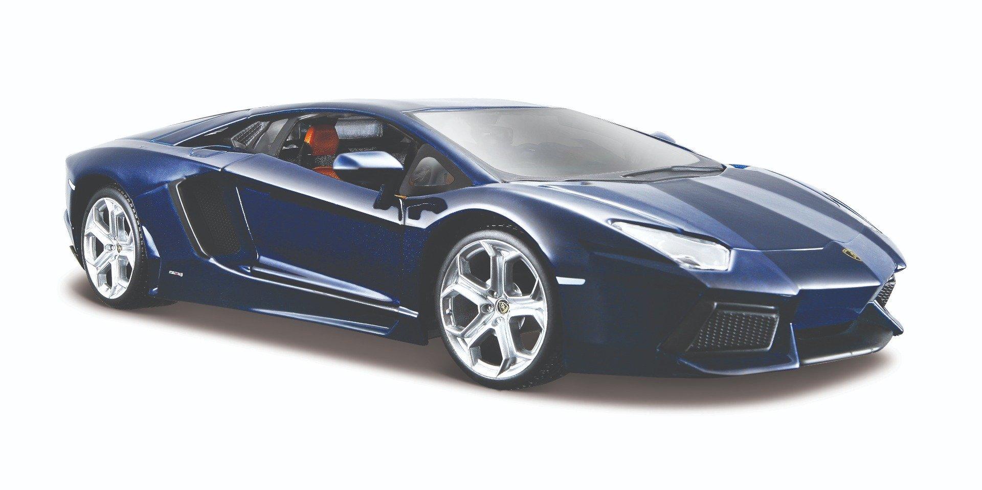 Masinuta Maisto Lamborghini Aventador LP 700 4