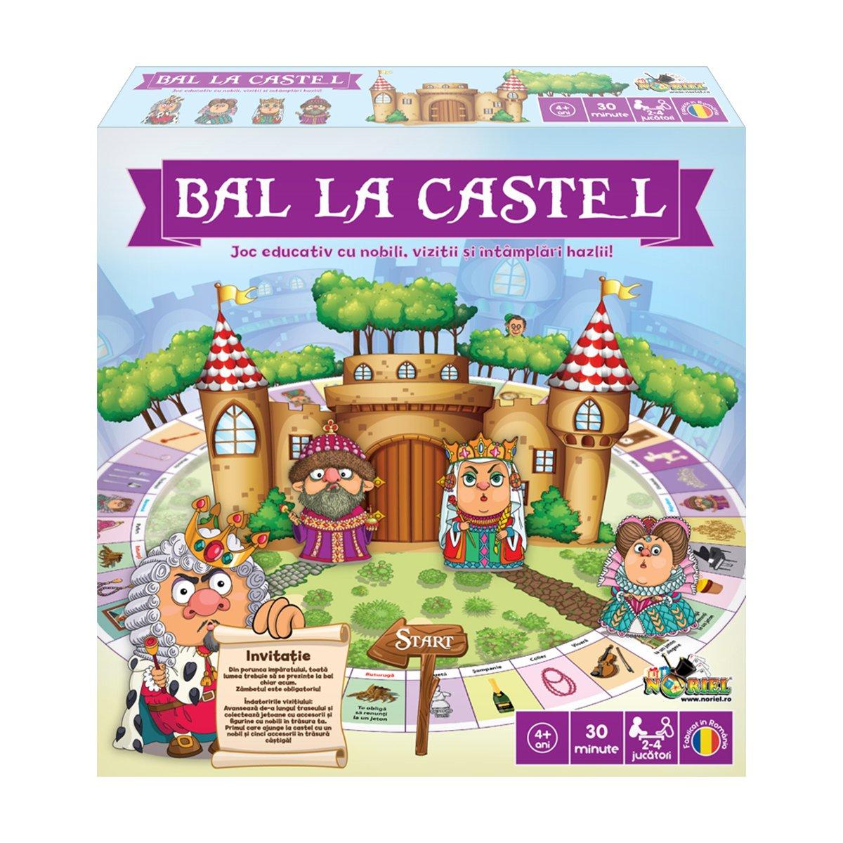 Joc de societate Bal la castel. Noriel Games