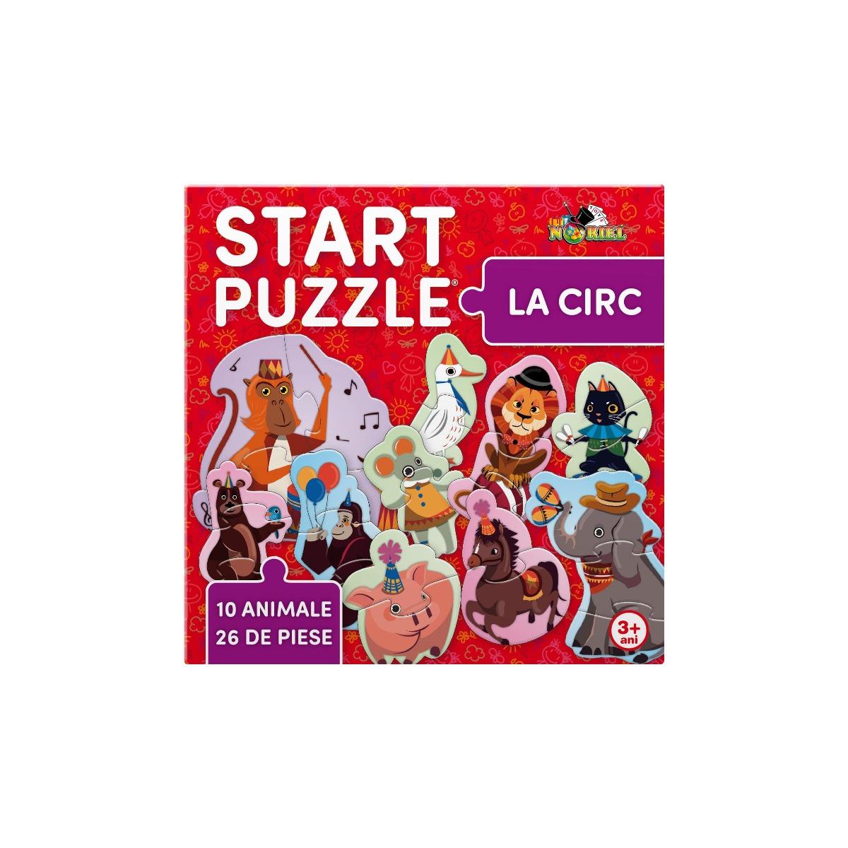 Noriel Puzzle - Start Puzzle. La circ