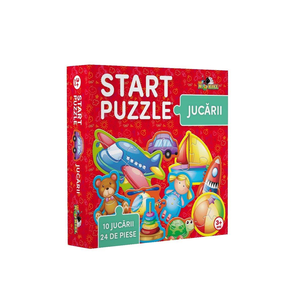 Noriel Puzzle - Start Puzzle. Jucarii